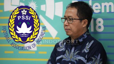Ketua Umum PSSI, Joko Driyono. - INDOSPORT