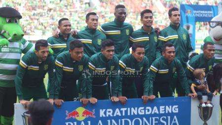 Tim Persebaya Surabaya. - INDOSPORT