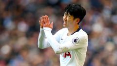 Indosport - Son Heung-min terkena larangan bertanding akibat kartu merah yang diterimanya saat Tottenham Hotspur melawan Bournemoth musim lalu.