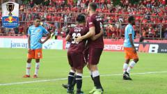 Indosport - PSM Makassar vs Perseru Serui