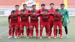Indosport - Timnas Vietnam U-22