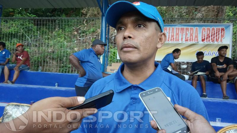 Sekretaris Umum Persipura Jayapura, Rocky Bebena / Sudjarwo Copyright: Sudjarwo/INDOSPORT