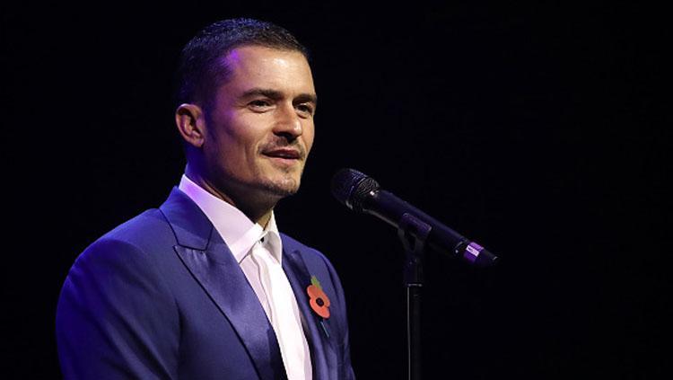 Orlando Bloom, aktor ternama asal Inggris yang ternyata juga gemar berolahraga. Copyright: INDOSPORT
