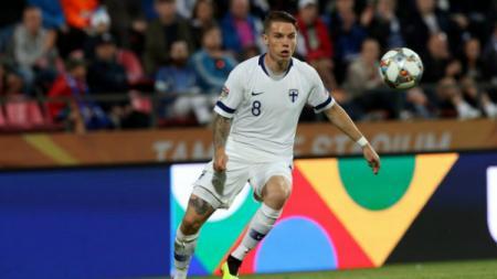 Pemain Timnas Finlandia yang dikaitkan dengan PSM Makassar - INDOSPORT