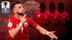 Indosport - Tanpa Simic, Ini 3 Pemain yang Bisa Diandalkan Persija di Kratingdaeng Piala Indonesia