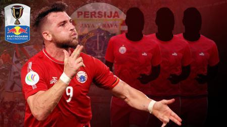Tanpa Simic, Ini 3 Pemain yang Bisa Diandalkan Persija di Kratingdaeng Piala Indonesia - INDOSPORT