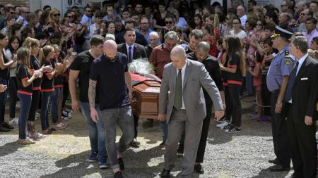 Pemakaman Emiliano Sala berlangsung di Argentina - INDOSPORT
