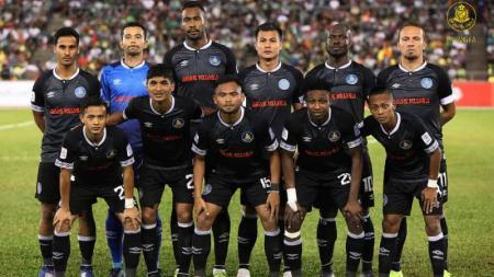 Saddil Ramdani bersama Pahang FA di pekan ke-3 Liga Super Malaysia 2019 melawan Melaka United - INDOSPORT