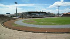 Indosport - Stadion Olympic Phnom Penh