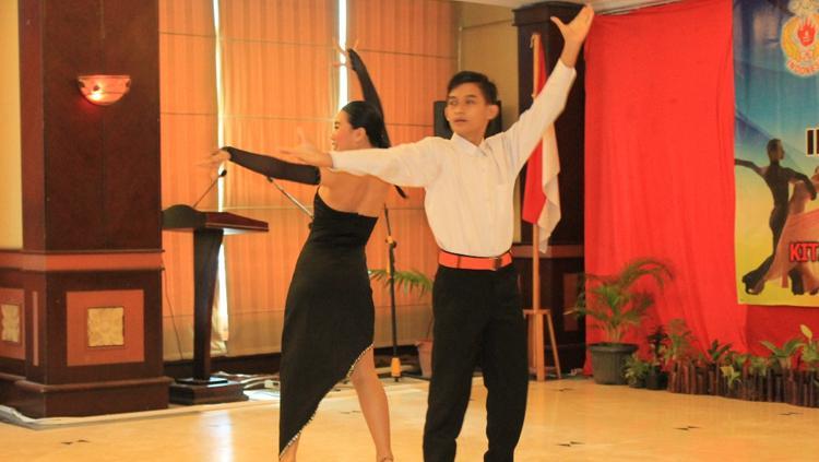 Olahraga Dansa Copyright: Istimewa