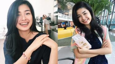 Olahraga dan Tips Sehat Elisa Jonathan, Mantan Pacar Anak Ahok yang jadi Runner Up Miss Indonesia