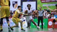 Indosport - NSH Jakarta vs Satya Wacana Salatiga.