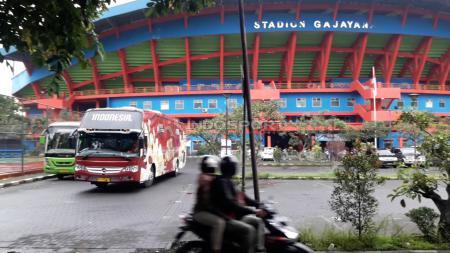 Dua stadion sadi venue Arema FC sebagai host Grup E Piala Presiden 2019. - INDOSPORT