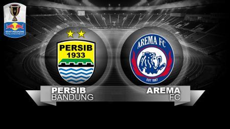 Persib Bandung vs Arema FC. - INDOSPORT