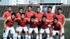 Indosport - Skuat Timnas Indonesia U-22 di Piala AFF U-22 2019