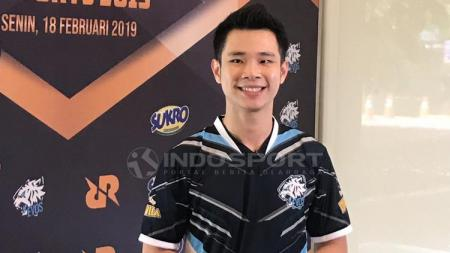 Pro Gamer Indonesia, Jess No Limit. - INDOSPORT