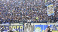 Indosport - Bobotoh padati Stadion Si Jalak Harupat