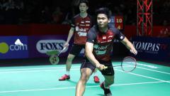 Indosport - Deretan top 5 news kali ini menyuguhkan Kevin Sanjaya dinilai cocok duet dengan Praveen Jordan hingga kombinasi maut Aldo Barreto-Kenji Adachihara.