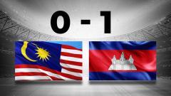 Indosport - Malaysia vs Kamboja