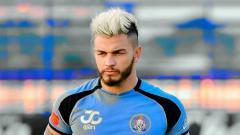 Indosport - Diego Oliveira Silva pemain asing incaran Persija yang akhirnya datang ke SUGBK.