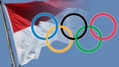 Indosport - Indonesia resmi mengajukan diri jadi tuan rumah Olimpiade 2032.