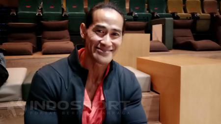 Ade Rai, Binaragawan Indonesia berikan komentar soal kesadaran kesehatan masyrakat Indonesia. - INDOSPORT