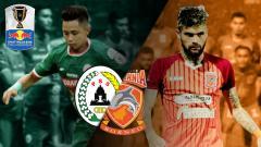 Indosport - Melihat kekuatan kapten PSS Sleman vs Borneo di Kratingdaeng Piala Indonesia