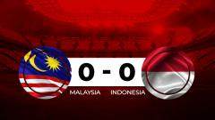 Indosport - Malaysia vs Indonesia