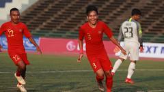 Indosport - Witan Sulaeman dan Todd Ferre akan melakukan selebrasi
