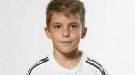 Bintang muda akademi Real Madrid. - INDOSPORT