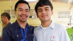 Indosport - Putra sulung Manny Pacquiao, Emmanuel Pacquiao atau yang akrab disapa Jimuel ternyata juga mewarisi kehabatan sang ayah di atas ring tinju.