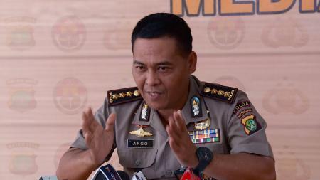 Kabid Humas Polda Metro Jaya Kombes Pol Argo Yuwono. - INDOSPORT