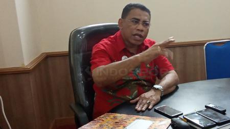 Pelaksana Tugas (Plt) Kepala Dinas Olahraga dan Para Provinsi Papua, Daud Ngabalin - INDOSPORT