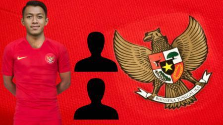 3 Bintang yang Terbuang di Timnas Indonesia. - INDOSPORT