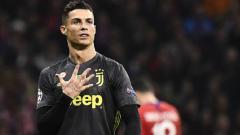 Indosport - Cristiano Ronaldo memamerkan prestasinya sudah menjuarai Liga Champions lima kali.