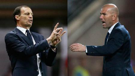 Tak cuma Massimiliano Allegri yang gantikan Zinedine Zidane, klub LaLiga Spanyol, Real Madrid bakal datangkan pelatih ini. - INDOSPORT