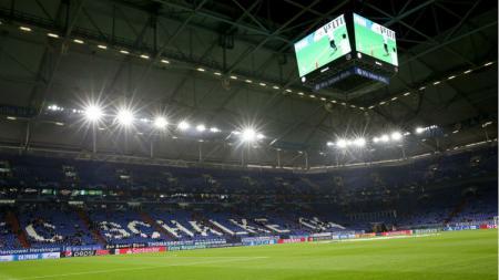 Markas Schalke 04. - INDOSPORT