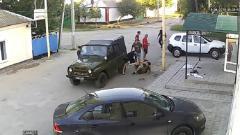 Indosport - Petinju Rusia yang menyerang seorang militer
