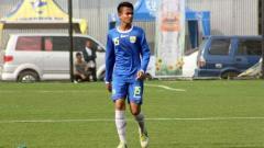 Indosport - Aditya saat masih bermain di Persib Bandung U-17.