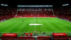 Indosport - Stadion Ramon Sanchez Pizjuan, markas Sevilla FC.