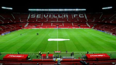 Stadion Ramon Sanchez Pizjuan, markas Sevilla FC. - INDOSPORT