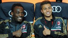 Indosport - Wonderkid AC Milan, Hachim Mastour