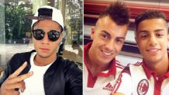 Indosport - Mantan Wonderkid AC Milan, Hachim Mastour