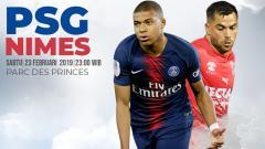 Indosport - Prediksi Paris Saint-Germain vs Nimes