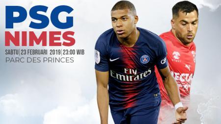 Prediksi Paris Saint-Germain vs Nimes - INDOSPORT