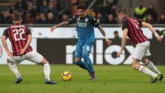 Indosport - AC Milan vs Empoli.