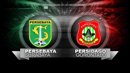 Persebaya vs Persidago - INDOSPORT