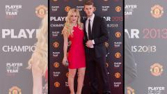 Indosport - Kiper Manchester United, David de Gea dan kekasihnya, Edurne, baru saja dikaruniai buah hati.