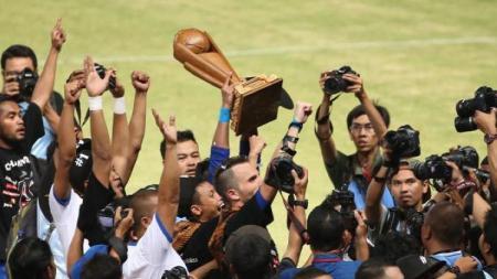 Persib Bandung juara Piala Presiden 2015 - INDOSPORT