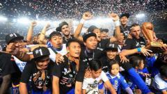 Indosport - Persib Bandung juara Piala Presiden 2015
